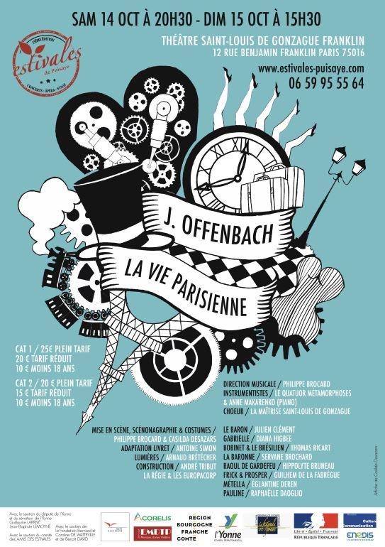 Capture La Vie Parisienne