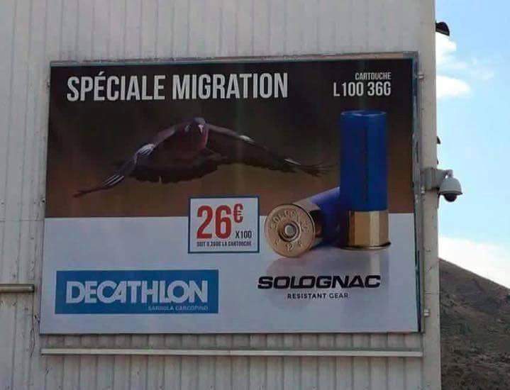 «Spéciale Migration», ou la belle erreur de Comm de Decathlon