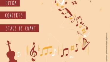 Lancement de la 15ème édition des Estivales de Puisaye : le programme