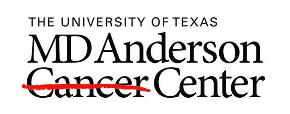 Capture logo MD Anderson Cancer Center