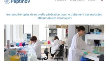 Peptinov annonce avoir levé 1,75 M€ en 6 mois pour son vaccin immuno-modulateur